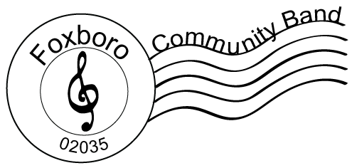 Foxboro Community Band logo